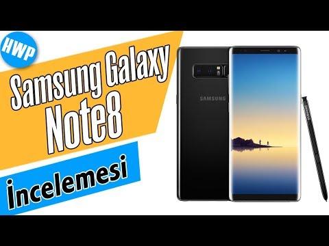 Samsung Galaxy Note 8 İncelemesi
