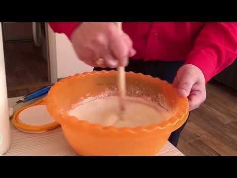 Как приготовить якутские оладьи