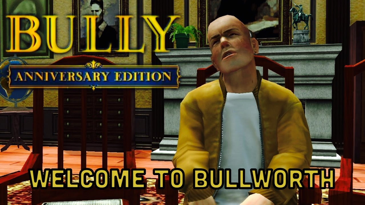 Bully scholarship edition pc mission 1