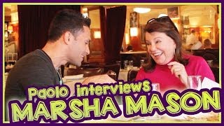 Intimate interview with Marsha Mason