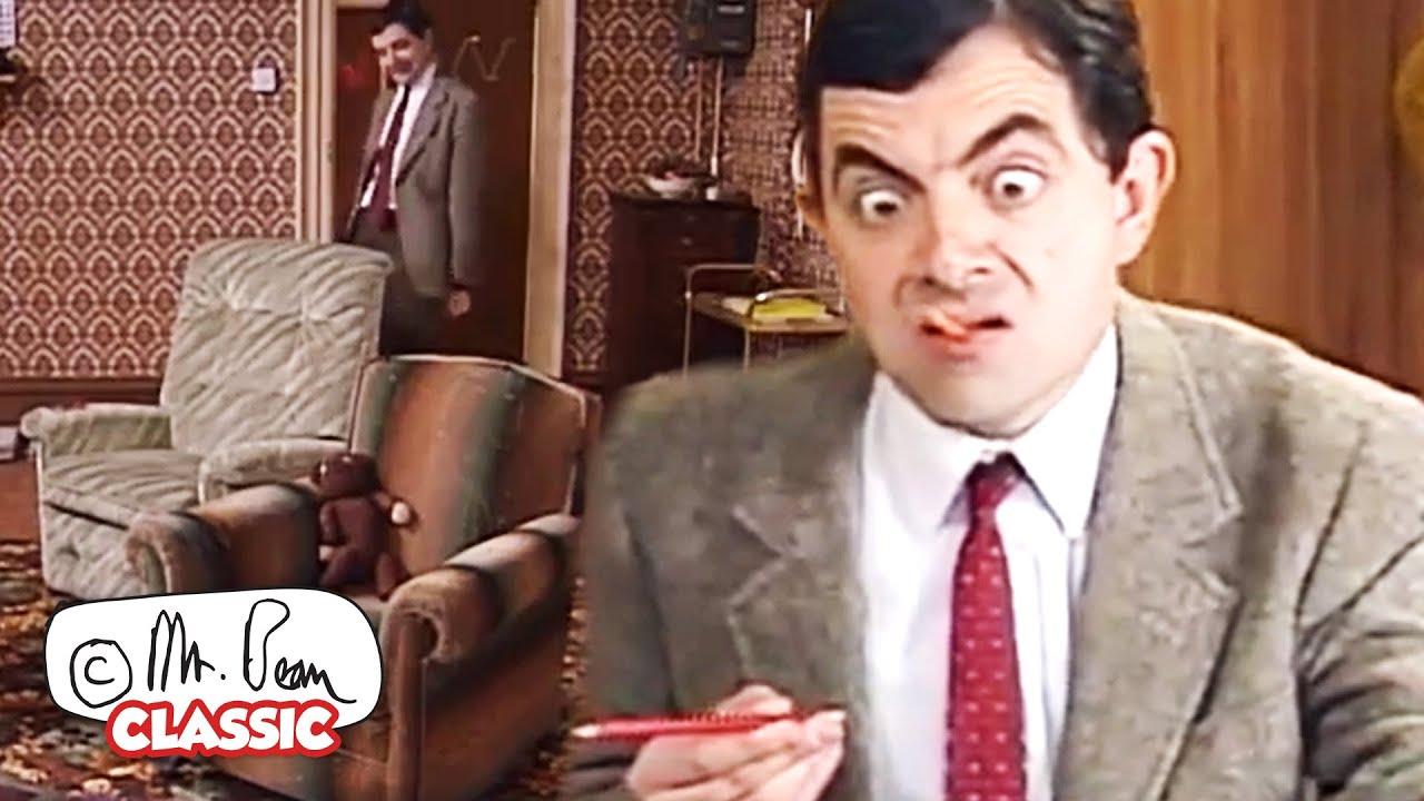 DIY Bean | Mr Bean Funny Clips | Classic Mr Bean