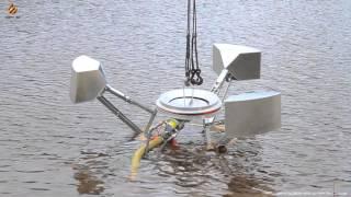 Морской пороговый кольцевой нефтесборщик ПН 4(, 2016-01-13T11:34:26.000Z)