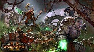 [18+] TW: Warhammer 2, Хаос + Скейвены, стрим 2 (PC, 2017)
