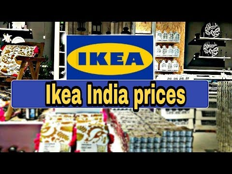 Ikea Hyderabad Prices N First Review India Products Price And