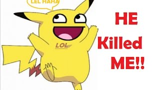 A Pikachu Killed ME?! | ROBLOX