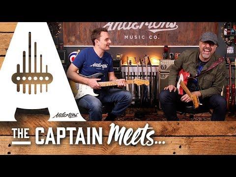 The Captain Meets Greg Koch
