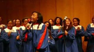 American University Gospel Choir - Walter Hawkins - Goin