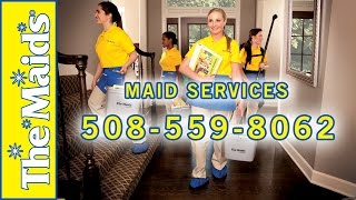 Cleaning Services Weymouth MA - 508.559.8062 - The Maids
