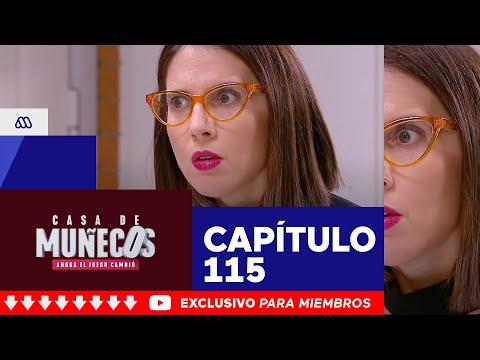 Casa de Muñecos - ¡La riesgosa propuesta de Santiago! / Capítulo 115