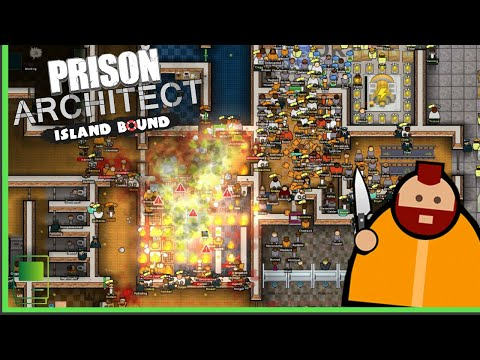 Let's Play Prison Architect: Island Bound ⛵ | Finale |
