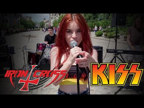 I Was Made For Loving You - KISS; By The Iron Cross