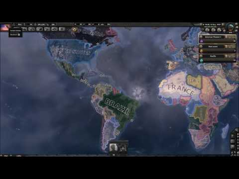 Hoi4 MP in a nutshell Full episodes #12(German Allies 102 and Spanish Intervention 1)