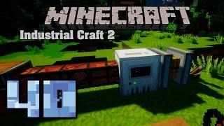 Minecraft с модами 40 Первые двигатели из BuildCraft