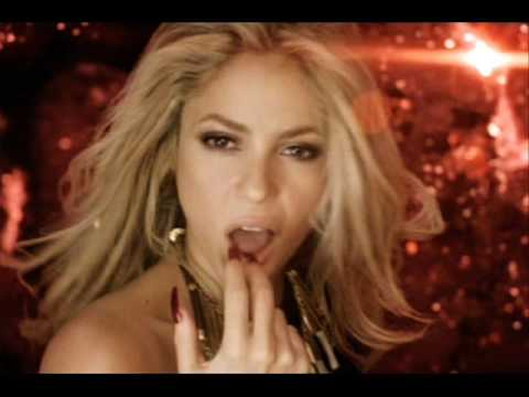 Shakira  She Wolf Moto Blanco Club Mix
