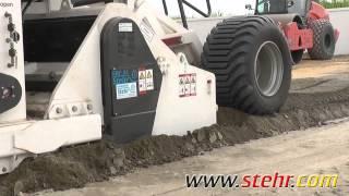 Stehr SBF 24/6 staubfrei | Bodenstabilisierung in Thailand [HD] [DE]