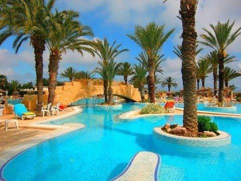 Обзор отеля Houda Golf & Beach Club 3* (Тунис/Монастир ...