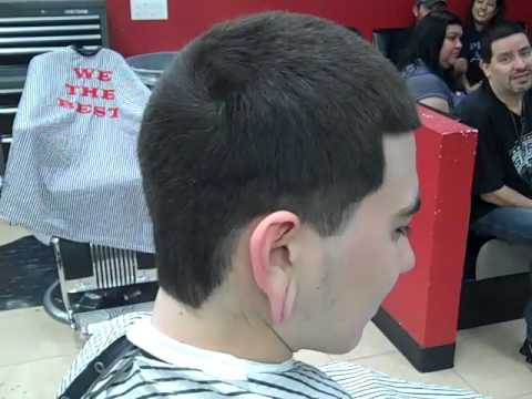 fixing messed hair cut