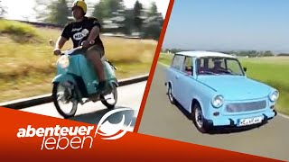Trabi und Schwalbe kehren zurück - DDR Kult | Abenteuer Leben | kabel eins