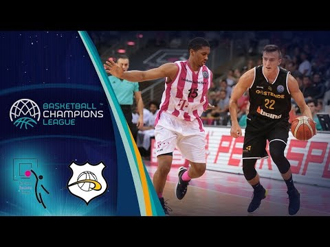 Baskets Bonn v BC Oostende - Stream - Group D - Basketball Champions League 17-18