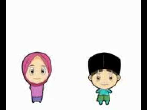 belajar huruf hija iyah