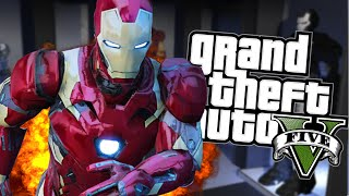 WILLA IRON MANA/STARKA + ZBROJE | GTA 5 PC MODY