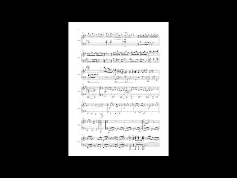 """Formal Thought Disorder"" - Solo Piano"