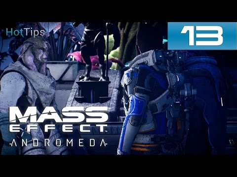 Let's Play Mass Effect: Andromeda - Ep 13 - The Sages of Mithrava - Gameplay