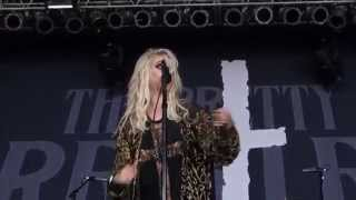 The Pretty Reckless Why D You Bring A Shotgun To The Party Live