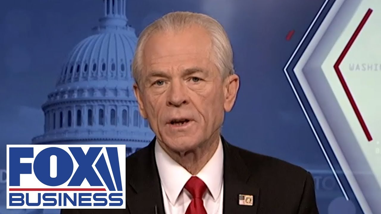 FOX Business Peter Navarro: USMCA is more important than a deal with China