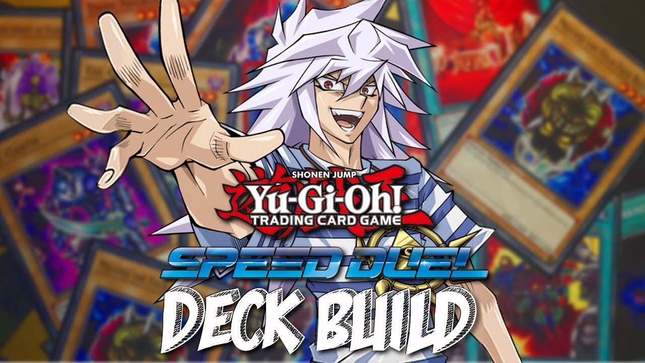 Into the Darkness Below Speed Duel Deck Build