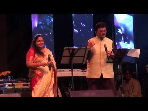 Happy New Year 2018, Wishes from S. P. Balasubrahmanyam and song with Chithra - Anjali Anjali