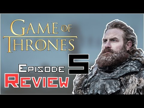 Game Of Thrones Season 7 Episode 5 Explained/Review (No leaks)