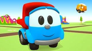 Leo el Pequeño Camión - Los mejores videos de TV Para Niños
