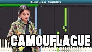Selena gomez) piano tutorial ...