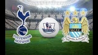 Tottenham vs Manchester City (1-3) || Premier League Live Play
