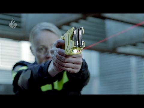 Politie begint proef met stroomstootwapen
