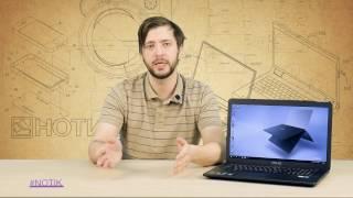 видео Ноутбук ASUS K501UX -DM036T черный