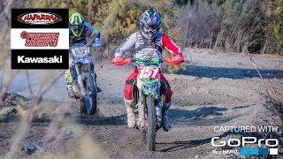 2018 Elsinore Grand Prix Harvey Mushman —Clay Hengeveld on board