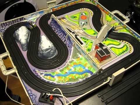 micro machine track