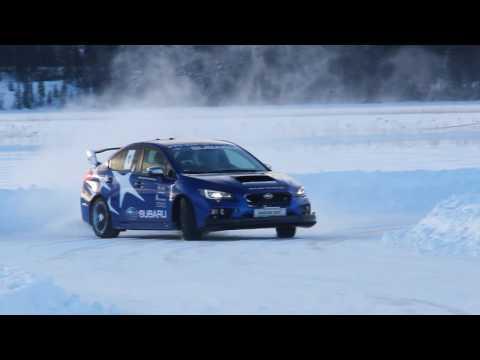 DCMS Wintertraining Schweden Malå 2017
