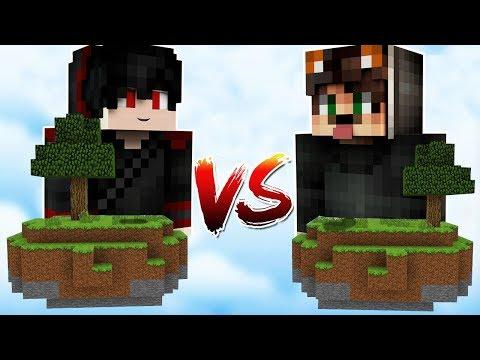 BERKAY COŞKUN ADASI VS KUSURSUZ ADASI! 😱 - Minecraft