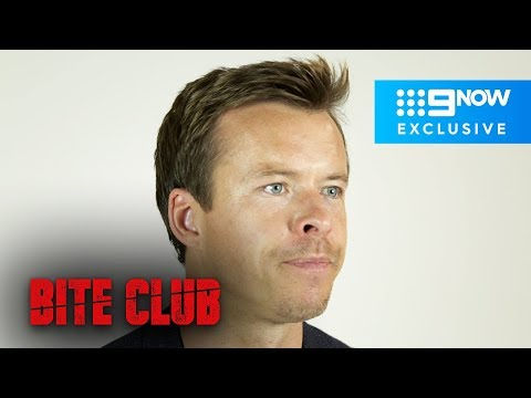 Todd Lasance's respect for his amputee body double  Bite Club