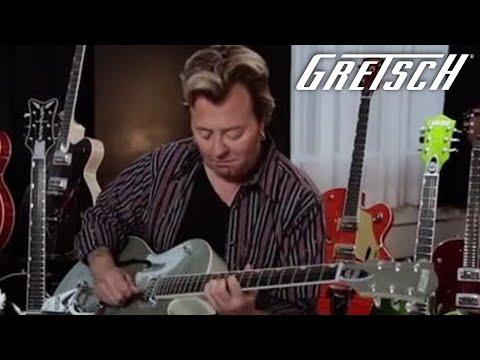 Brian Setzer Talks Gretsch Guitars