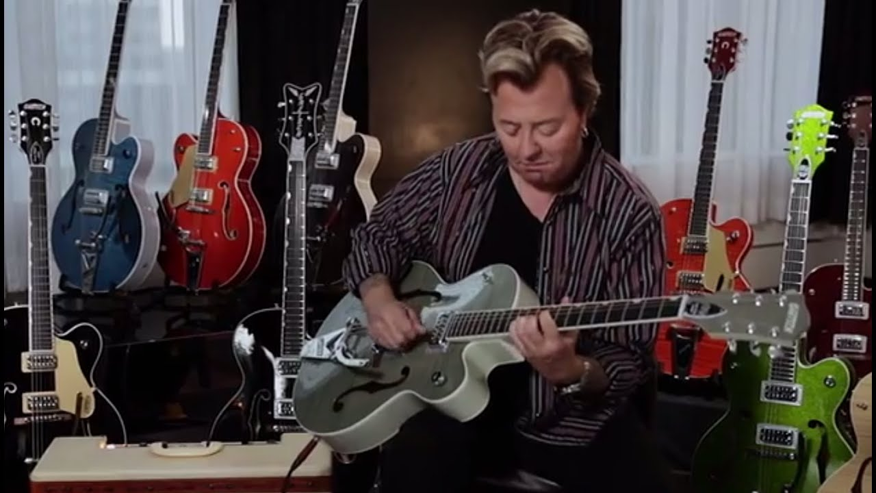 Image result for Brian Setzer