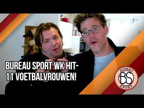 Bureau Sport - 11 Voetbalvrouwen