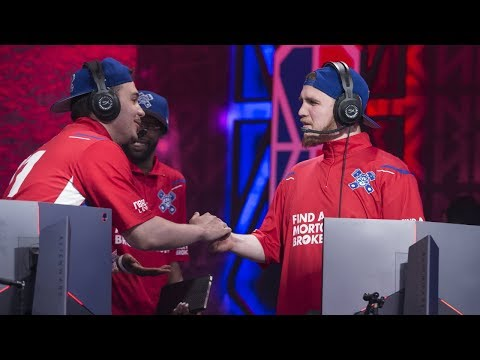 NBA 2K League | FULL Highlights: Pistons GT Edge Jazz Gaming in Back-and-Forth Battle (THE TICKET)
