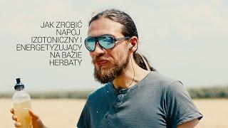 Jak zrobić napój izotoniczny i energetyzujący, przepis. Czajnikowy.pl