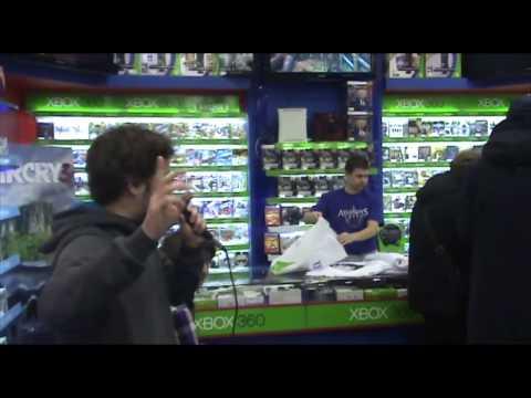 Старт продаж Far Cry 3 в Gamepark