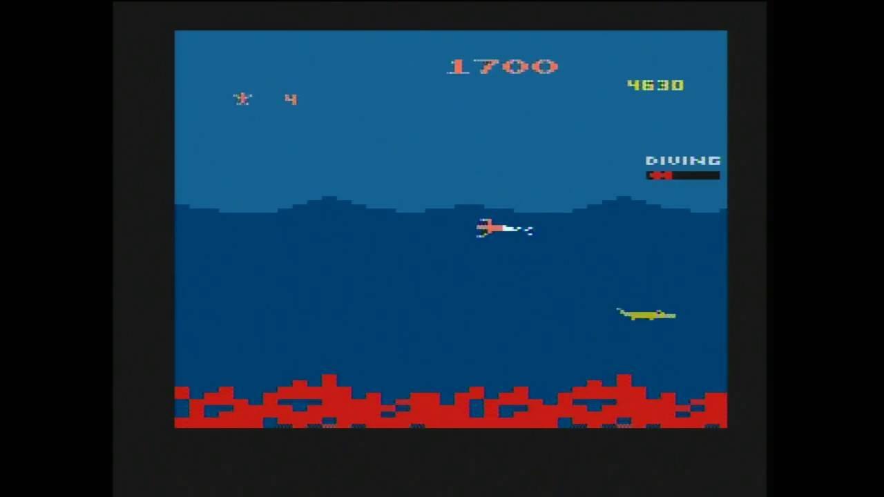 Atgames Atari Flashback 7 Jungle Hunt Youtube
