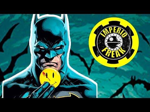 ¡Dr. Manhattan en DC Comics! (The Button) - Historia completa (VIDEOCOMIC NARRADO)